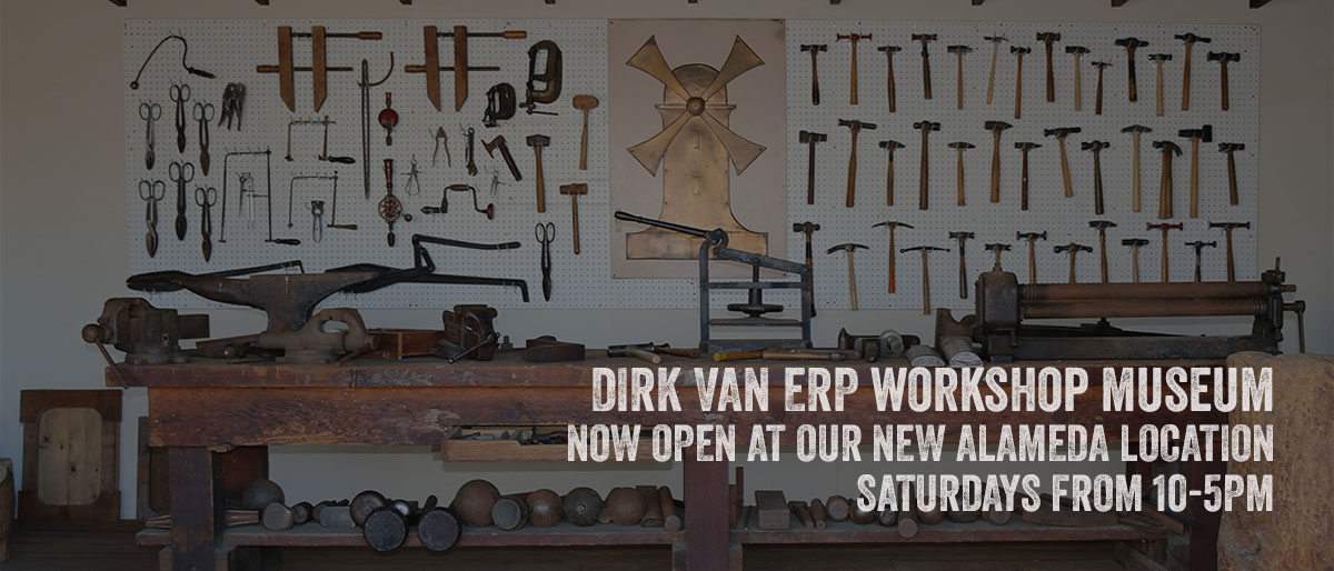 The Dirk van Erp Workshop Museum